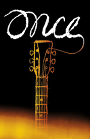 Once - the Musical - Broadway Poster