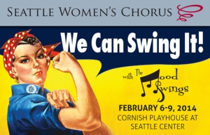 Seattle Womens Chorus Rosie the Riveter We Can Swing It