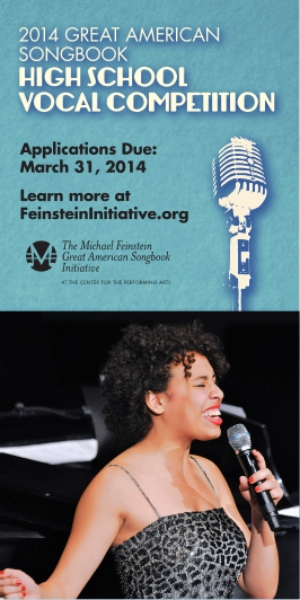 Feinstein Initiative Hosts Singing Competition for High