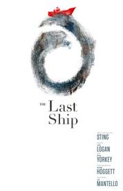 Last Ship original Broadway musical poster