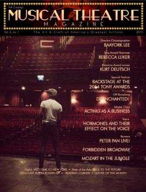 Musical Theatre Magazine - Season 2, issue 1