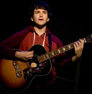 Alex Brightman for Broadway musical School of Rock